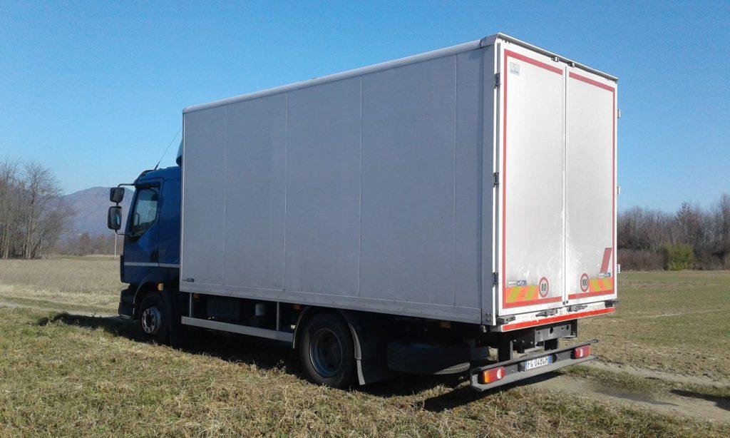 Carsico Srl - autocarro per il trasporto delle sonde Geoprobe