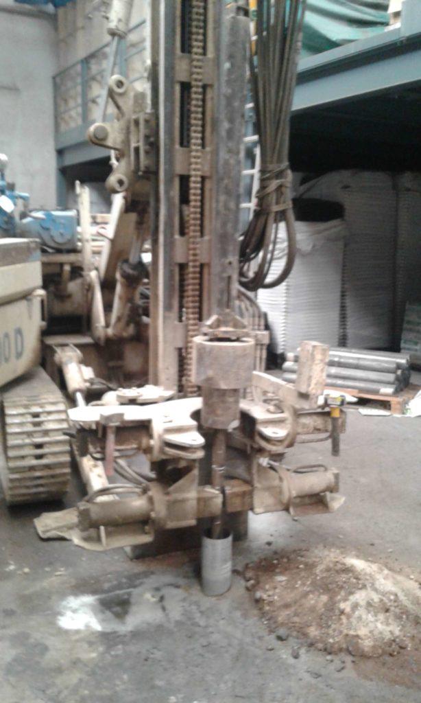 Carsico Srl - Indagini all'interno di capannone industriale