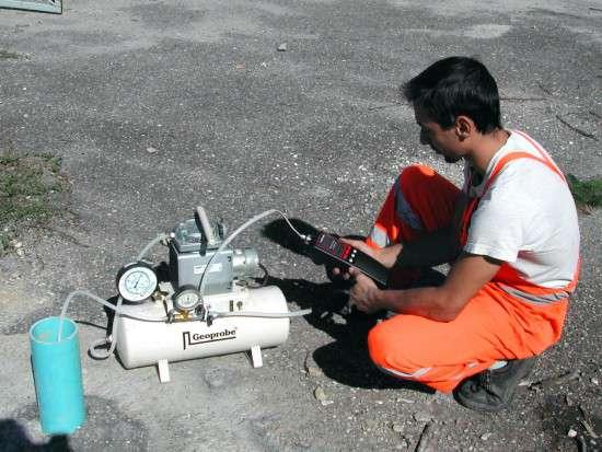 Carsico Srl - Analisi di gas interstiziali